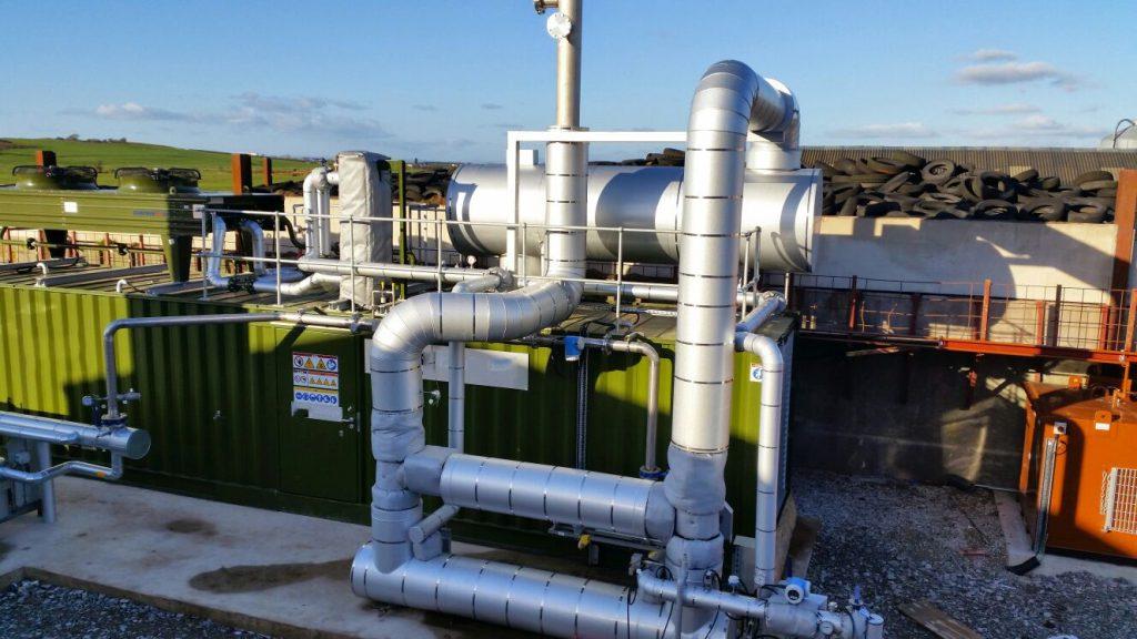 Thermal vapor re compressor